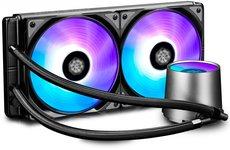 Система жидкостного охлаждения DeepCool Castle 280 RGB