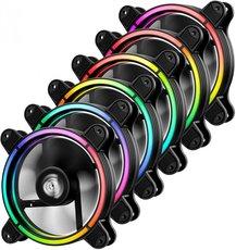Вентилятор для корпуса Enermax T.B. RGB 6 PACK