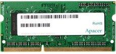 Оперативная память 4Gb DDR4 2400MHz Apacer SO-DIMM (ES.04G2T.LFH)