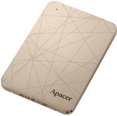 Внешний жесткий диск 120Gb Apacer ASMini Rose (AP120GASMINI-1)