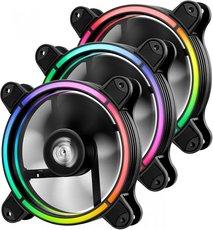 Вентилятор для корпуса Enermax T.B. RGB 3 PACK