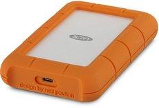 Внешний жесткий диск 5Tb LaCie Rugged USB-C (STFR5000800)