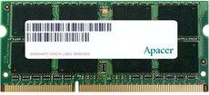 Оперативная память 2Gb DDR-III 1600MHz Apacer SO-DIMM (DV.02G2K.HAM)