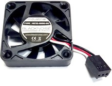 Вентилятор для корпуса Noiseblocker IP55 Serie 4010-40-05