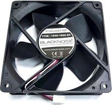 Вентилятор для корпуса Noiseblocker IP55 Serie 1232-19-24