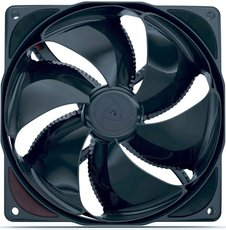 Вентилятор для корпуса Noiseblocker BionicLoopFan B12-PS-BL