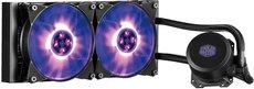 Водяная система охлаждения Cooler Master MasterLiquid ML240L RGB (MLW-D24M-A20PC-R1)