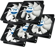 Вентилятор для корпуса Arctic Cooling F9 Value Pack