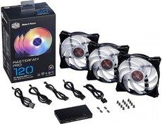 Вентилятор для корпуса Cooler MasterFan Pro 120 Air Balance RGB (MFY-B2DC-133PC-R1)