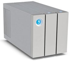 Внешний жесткий диск 12Tb LaCie 2big Thunderbolt 2 (STEY12000400)