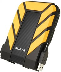 Внешний жесткий диск 1Tb ADATA HD710 Pro Yellow (AHD710P-1TU31-CYL)