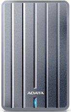 Внешний жесткий диск 1Tb ADATA HC660 Grey (AHC660-1TU3-CGY)