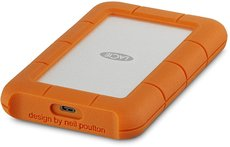 Внешний жесткий диск 1Tb LaCie Rugged Mini (STFR1000800)