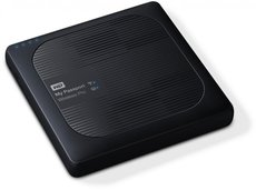 Внешний жесткий диск 2Tb Western Digital My Passport Wireless Pro (WDBP2P0020BBK)