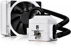 Система водного охлаждения DeepCool Captain 120 EX White