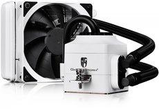 Система жидкостного охлаждения DeepCool Captain 120 EX White