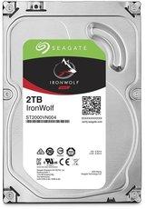 Жесткий диск 2Tb SATA-III Seagate IronWolf (ST2000VN004)