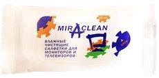 Miraclean 24112 влажные салфетки для мониторов и телевизоров (15 шт.)