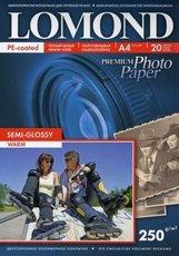 Бумага Lomond Semi Glossy Warm Premium Photo Paper (1103304)