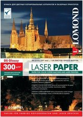 Бумага Lomond Glossy DS Color Laser Paper (0310743)