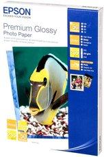 Бумага Epson Premium Glossy Photo Paper (C13S041729)