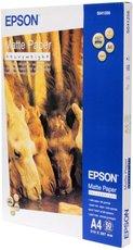 Бумага Epson Matte Paper Heavyweight (C13S041256)