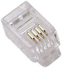 Коннектор телефонный VCOM VTE7716