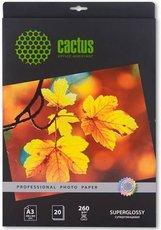 Фотобумага Cactus CS-HGA326020