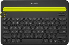 Клавиатура Logitech K480 Multi-Device Keyboard Black (920-006368)