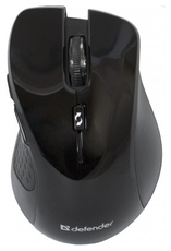 Мышь Defender Verso MS-375 Black Piano