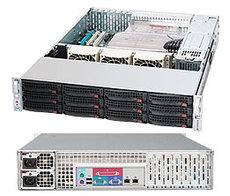 Серверный корпус SuperMicro CSE-826E16-R1200LPB