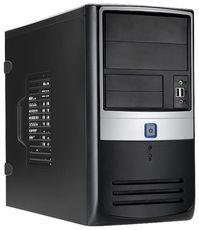Корпус InWin EMR003 450W Black/Silver