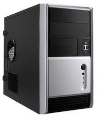 Корпус InWin EMR006 450W Black/Silver