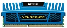 Оперативная память 4Gb DDR-III 1600MHz Corsair Vengeance (CMZ4GX3M1A1600C9B)