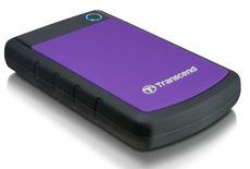 Внешний жесткий диск 1Tb Transcend StoreJet 25H3 (TS1TSJ25H3P)