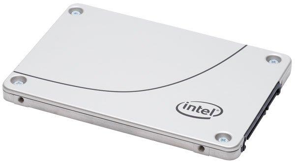 Твердотельный накопитель 480Gb SSD Intel S4600 Series (SSDSC2KG480G701)