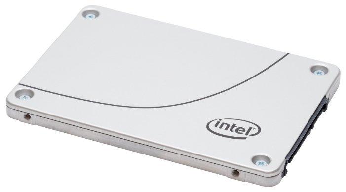 Твердотельный накопитель 480Gb SSD Intel D3-S4610 Series (SSDSC2KG480G801)