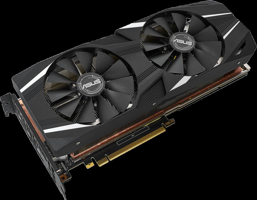 Видеокарта nVidia GeForce RTX2080 Ti ASUS PCI-E 11264Mb (DUAL-RTX2080TI-11G)