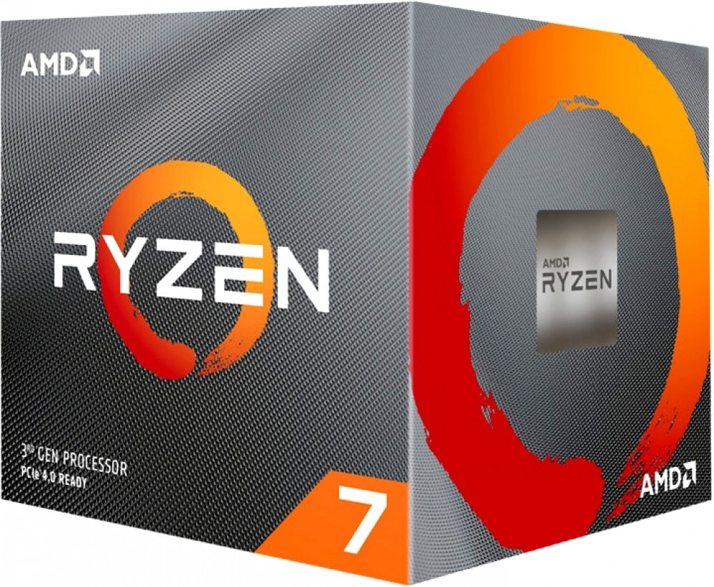 Процессор AMD Ryzen 7 3800X BOX