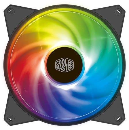 Вентилятор для корпуса Cooler Master MasterFan MF120R ARGB (R4-120R-20PC-R1)