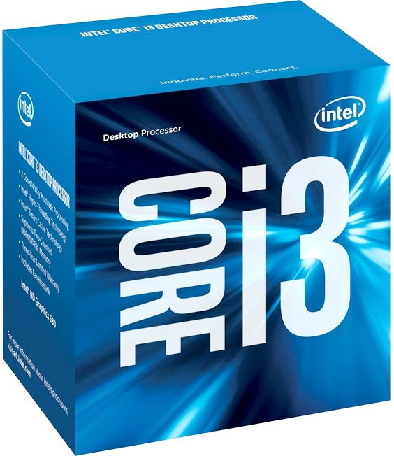 Процессор Intel Core i3 - 6100 BOX