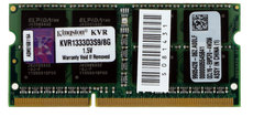 Оперативная память 8Gb DDR-III 1333Mhz Kingston SO-DIMM (KVR1333D3S9/8G)