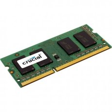 Оперативная память 8Gb DDR-III 1600MHz Crucial SO-DIMM (CT102464BF160B)