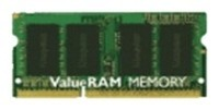 Оперативная память 2Gb DDR-III 1600 MHz Kingston SO-DIMM (KVR16S11/2)