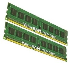 Оперативная память 8Gb DDR-III 1600MHz Kingston (KVR16N11S8K2/8) (2x4Gb KIT)