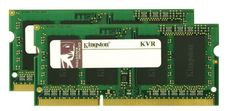 Оперативная память 8Gb DDR-III 1333Mhz Kingston SO-DIMM (KVR13S9S8K2/8) (2x4Gb KIT)