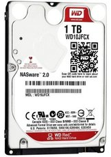 Жсткий диск 1Tb SATA-III Western Digital Red (WD10JFCX)