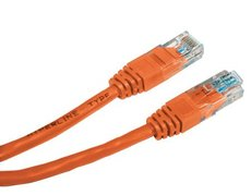 Патч-корд Hyperline PC-LPM-UTP-RJ45-RJ45-C5e-3M-OR