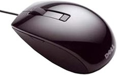 Мышь Dell Scroll 6-Button Mouse Black (570-10523)