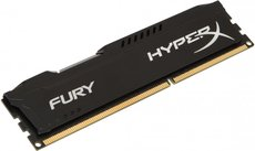 Оперативная память 8Gb DDR-III 1600MHz Kingston HyperX Fury (HX316C10FB/8)